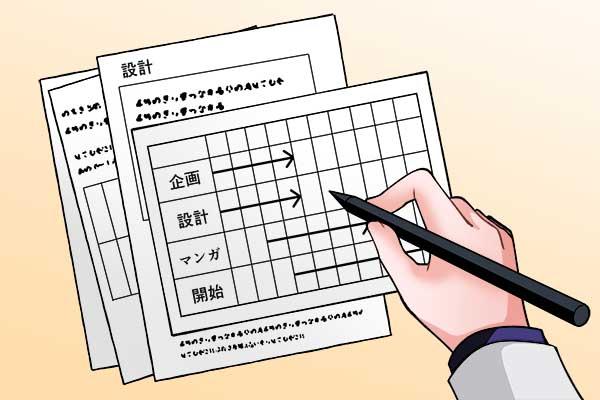企画書の図